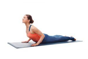 cobra hip flexor stretch